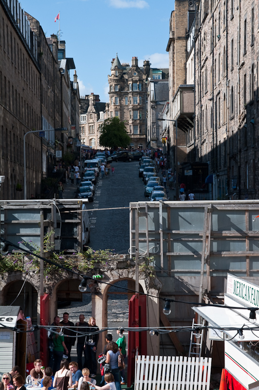 Cowgate in the fringe